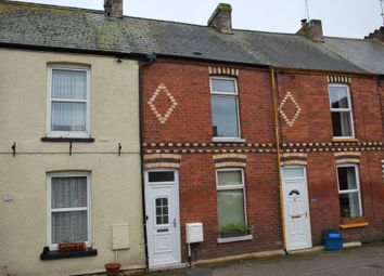 Thumbnail 2 bed terraced house to rent in Withycombe Village Road, Exmouth