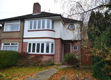 Thumbnail 3 bed semi-detached house to rent in Winton Drive, Croxley Green, Rickmansworth