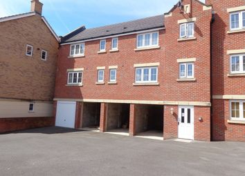 Thumbnail 2 bedroom flat to rent in Bradshaw Court, Swindon