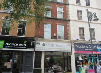 Thumbnail 1 bedroom flat to rent in Military Road, Chatham, Kent