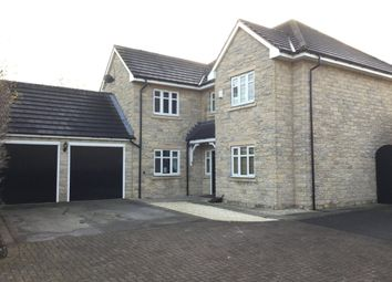 Thumbnail 5 bed detached house to rent in Staunton Close, Wingerworth View, Chesterfield