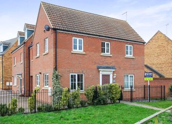 Thumbnail 3 bed link-detached house for sale in Deer Valley Road, Sugar Way, Peterborough