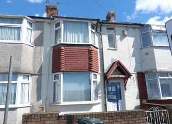 Thumbnail 3 bed terraced house for sale in Mendalgief Road, Newport