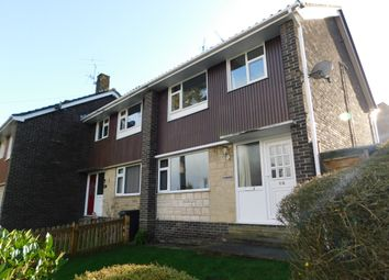 Thumbnail 3 bed end terrace house for sale in Woodbury Park, Axminster