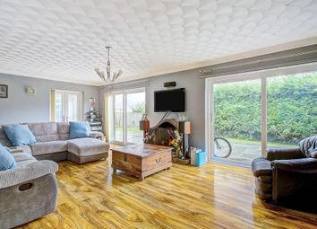 Thumbnail 5 bed detached house for sale in Upwell Road, March