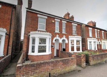 Thumbnail 2 bed semi-detached house for sale in Harrowden Road, Bedford, Bedfordshire