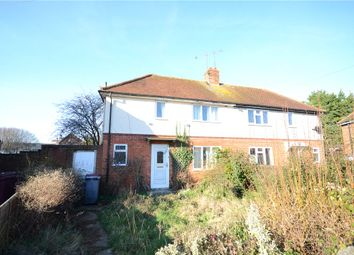 Thumbnail 2 bed semi-detached house for sale in Chagford Road, Reading, Berkshire