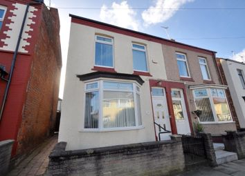 Thumbnail 3 bed semi-detached house to rent in Prospect Vale, Wallasey