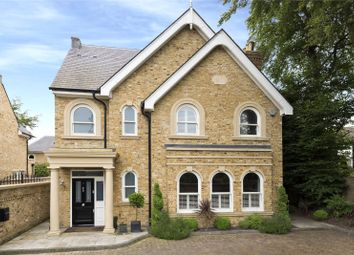 Thumbnail 5 bed detached house to rent in Hever Place, East Molesey, Surrey