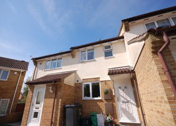 Thumbnail 2 bed terraced house for sale in Brake Close, Kingswood, Bristol