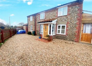 Thumbnail 2 bed property to rent in The Street, Fakenham