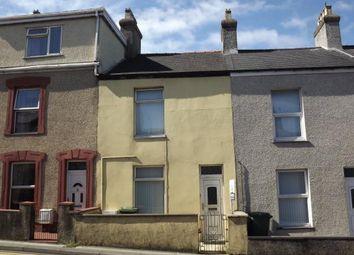 Thumbnail 2 bed terraced house for sale in Tithebarn Street, Caernarfon, Gwynedd