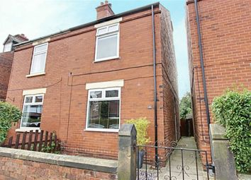 Thumbnail 2 bed semi-detached house to rent in Rhodesia Road, Brampton, Chesterfield, Derbyshire