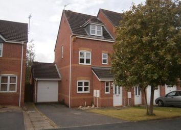 Thumbnail 4 bed property to rent in The Pastures, Oadby, Leicester