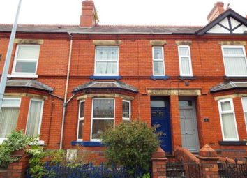 Thumbnail 4 bed terraced house for sale in Brookmount, Llangollen Road, Acrefair, Wrexham