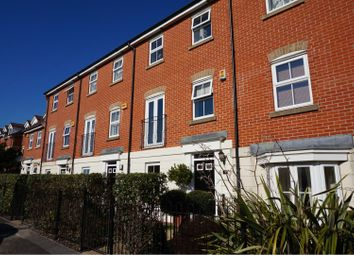 Thumbnail 4 bed terraced house for sale in Malmesbury Park Road, Bournemouth