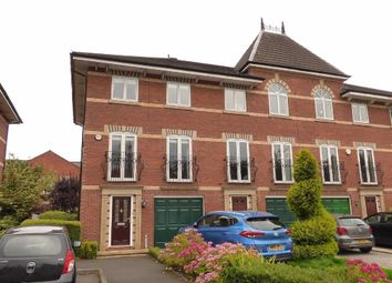 Thumbnail 4 bed town house for sale in Winchester Drive, Macclesfield, Cheshire