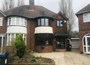 3 bed semi-detached house to rent in Charminster Avenue, Yardley, Birmingham B25