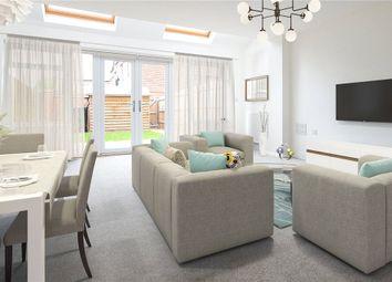 Thumbnail 5 bed terraced house for sale in William Heelas Way, Wokingham, Berkshire