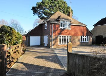 Thumbnail 4 bed detached house for sale in Ellerslie Lane, Bexhill-On-Sea