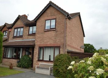 Thumbnail 5 bedroom detached house for sale in Juniper Close, Swansea