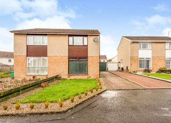 Thumbnail 2 bed semi-detached house for sale in Park Lea, Rosyth, Dunfermline, Fife