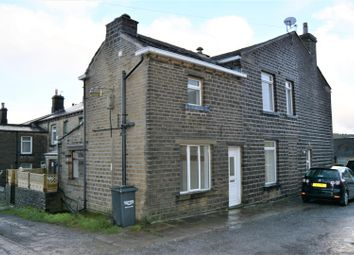 2 bed end terrace house to rent in Thorne Street, Holywell Green, Halifax HX4
