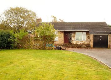 Thumbnail 3 bedroom detached bungalow to rent in Church Lane, Wicklewood, Wymondham