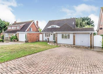 Thumbnail 3 bed detached house for sale in Cooling Road, High Halstow, Rochester, Kent