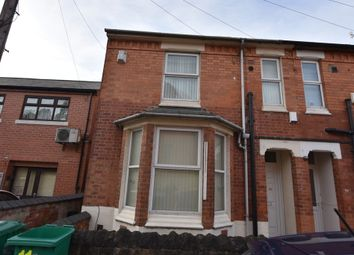 Thumbnail 6 bedroom terraced house to rent in Lenton, Nottingham