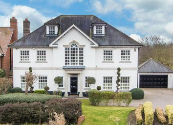 Thumbnail 5 bed detached house for sale in The Fountains, Loughton