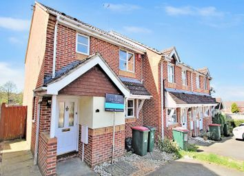 Thumbnail 2 bed end terrace house for sale in Bassett Road, Maidenbower, Crawley