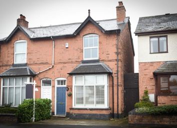 Thumbnail 2 bed semi-detached house for sale in Jockey Road, Sutton Coldfield