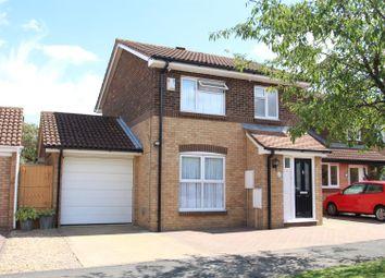 Thumbnail Detached house for sale in Oxman Lane, Greenleys, Milton Keynes
