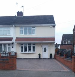Thumbnail 3 bed semi-detached house for sale in Devon Road, Wednesbury