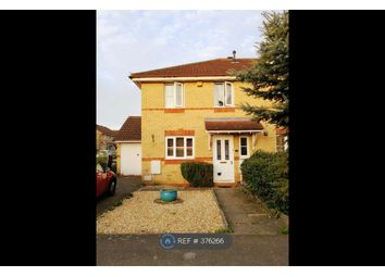 Thumbnail 3 bedroom end terrace house to rent in Ampleforth, Milton Keynes