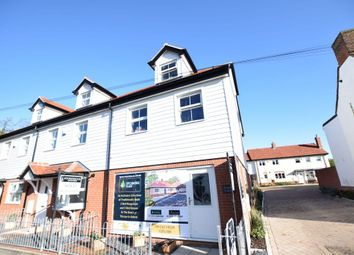 Thumbnail 1 bed maisonette for sale in High Street, Thorpe-Le-Soken, Clacton-On-Sea