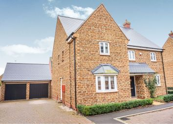 Thumbnail 4 bed detached house for sale in Poppy Field Way, Middleton Cheney