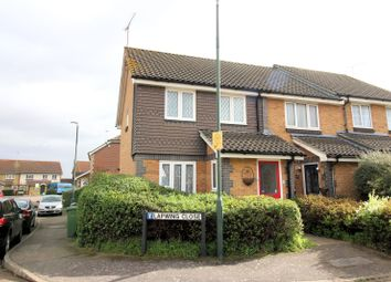 Thumbnail 3 bed end terrace house for sale in Lapwing Close, Howbury Park, Slade Green, Kent