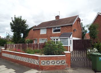 Thumbnail 2 bed semi-detached house to rent in Avonmouth, Sunderland