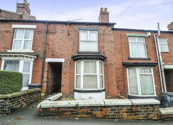 Thumbnail 3 bed terraced house for sale in Manor Lane, Sheffield