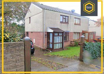 Thumbnail Semi-detached house for sale in Tir Newydd, Llanelli