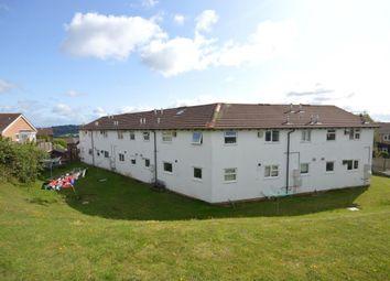 Thumbnail 1 bed flat for sale in Antonine Crescent, Exeter, Devon