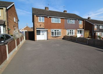 Thumbnail 3 bed semi-detached house for sale in Stenson Road, Derby