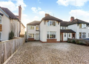 Thumbnail 4 bedroom semi-detached house for sale in Five Mile Drive, Oxford, Oxfordshire