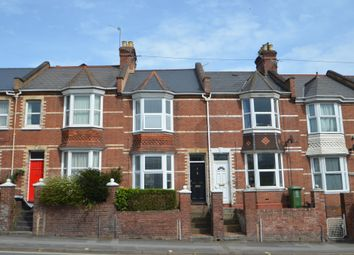 Thumbnail 3 bedroom terraced house for sale in Holloway Street, St. Leonards, Exeter