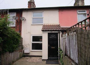Thumbnail 3 bed terraced house to rent in Old Wellington Place, Great Yarmouth
