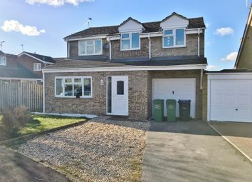 Thumbnail 4 bed detached house for sale in Briars Close, Royal Wootton Bassett, Swindon