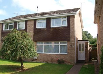 Thumbnail 3 bed semi-detached house to rent in Chineway Gardens, Ottery St. Mary