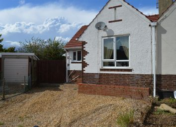 Thumbnail 2 bedroom semi-detached bungalow for sale in Milton Avenue, King's Lynn